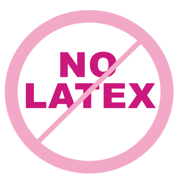 No latex